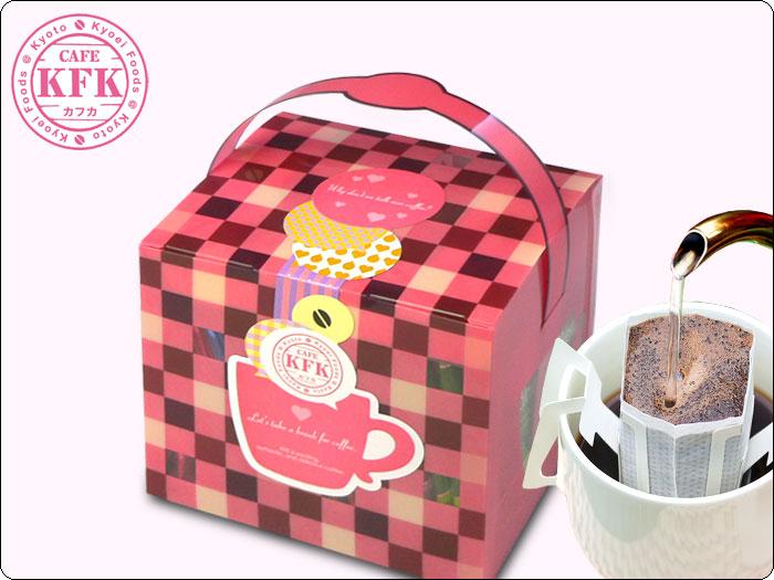 ドリップコーヒーギフトバッグ 16P