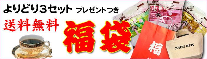 送料無料 福袋 お徳用40Pのよりどり3セット(プレゼントつき)