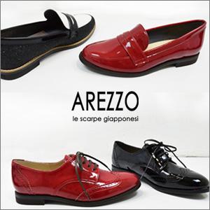 AREZZOトラッドシューズ・日本製