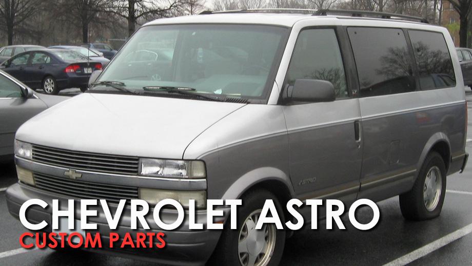 astro custom parts