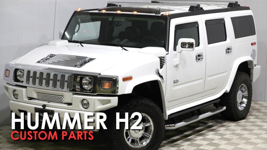 hummer custom parts