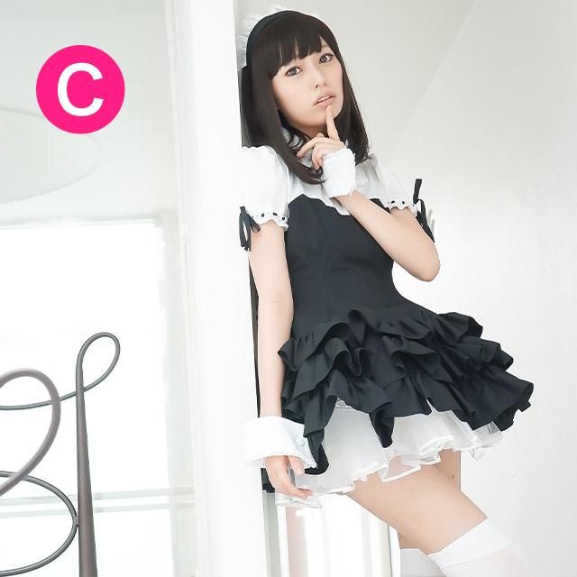 カーディナルメイド服(ブラック)