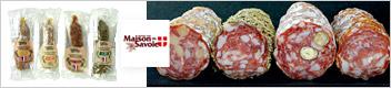 フランス産サラミ ソシソンセック
