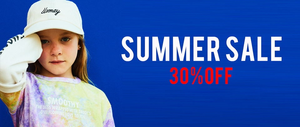 SMOOTHY 2019 summer sale