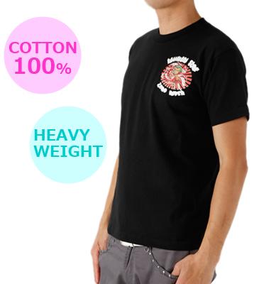 キャラクターTシャツのCHIIROMA(チイロマ)Tシャツの規格