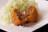 松阪牛手作りミンチカツ(5個入り)