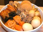 石井様のレシピ「松阪牛を使った男の味噌煮込みおでん」