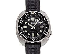 セイコーセカンドダイバー 150m Ref.6105-8110 ステンレス 1974年06月 後期ダイアル/ケース ネバーポリッシュ