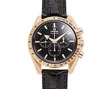 オメガスピードマスター ブロードアロー 1957 Ref.321.53.42.50.01.001 コーアクシャル クロノグラフ 42MM レッドゴールド 2007年 50周年記念