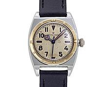ロレックスバイセロイ Ref.3359 コンビ SS/YG 1947年 550番