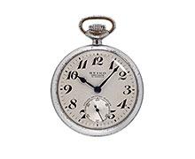 セイコー鉄道時計 15石19セイコー 国鉄 838 1961(昭和36)年 廃刻印 鶴刻印