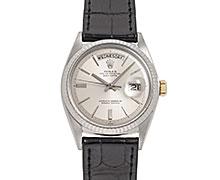 ロレックスデイデイト Ref.1803/9 ホワイトゴールド シルバーダイアル 1965年 130番