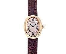 カルティエベニュワール SM Ref.W1536936 ピンクゴールド ピンクギョウシェダイアル 2000年代 限定品