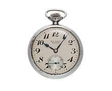 セイコー懐中時計 91-0020 国鉄中支 1175 1961(昭和36)年 鉄道時計