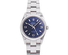 ロレックスエアキング Ref.14000M ブルー369ダイアル 2001年 K番