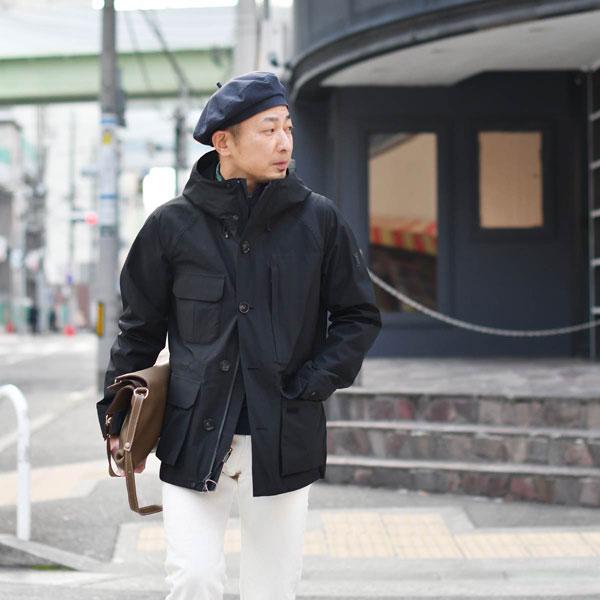 WOOLRICH【ウールリッチ】GTX マウンテンジャケット WOOU0299 BK ブラック