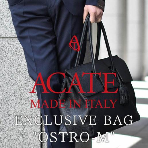 ACATE EXCLUSIVE BAG OSTRO-M