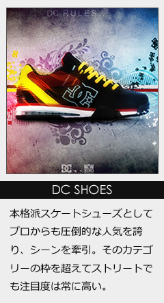 DC SHOES/�ǥ����������塼��
