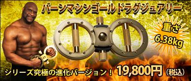 【究極進化バージョンが遂に登場!!】バーンマシンゴールドラグジュアリー
