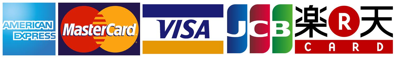 クレジットカード取り扱い
