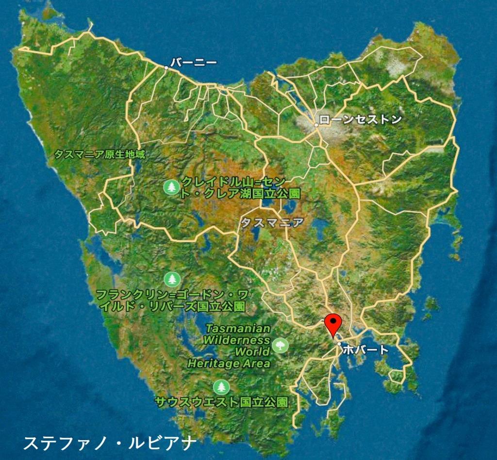 ステファノ地図