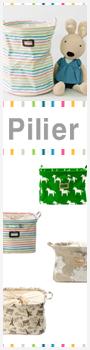 収納-Pilier【ピリエ】