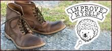 IMPROVE MYSELF(インプルーブ マイセルフ)−熟練の靴職人さんたちのノウハウを生かしつつ現代的な感性を加えたデザインのレザーシューズブランド