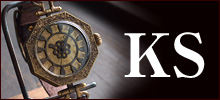 KS(ケーエス) JHA・日本手作り腕時計協会代表時計作家 篠原康治さんの手作り腕時計