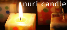nuri candle �ʥ����ɥ���ʡ��ǵ��ҡˡݡˡȳ��������褦�ʥ����ɥ���ɤץȤˡ��ǥ����ѥ��������Ȥ߹�碌�ʤɤ��٤ƥ��ꥸ��μ��ꥭ���ɥ�