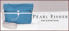 PEARL FISHER(パール フィッシャー) )−帆布とレザーの風合いを生かした、手作りバック&小物ブランド