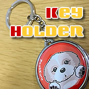 犬種キーホルダー