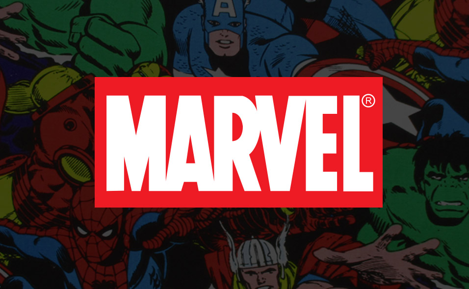 マーベル Marvel 特集!