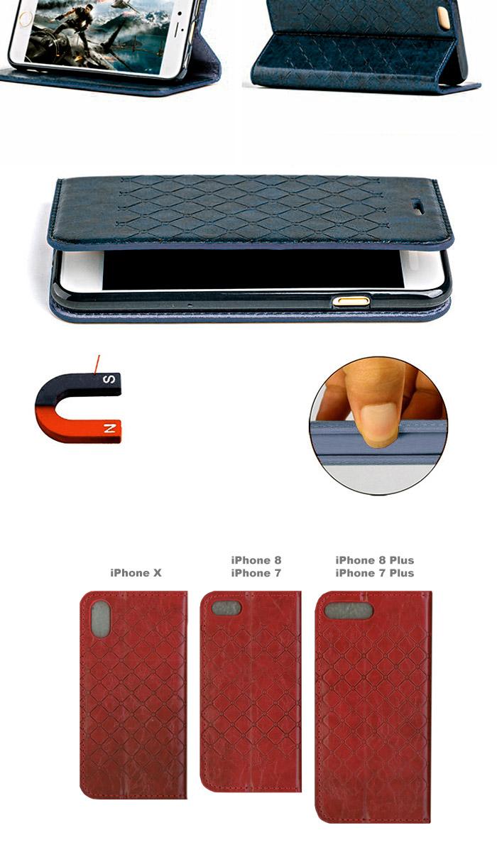 iPhoneXS iPhone X iPhone8 iPhone 8 Plus iPhone7 ケース iPhone 7 Plus GALAXY S7 edge GALAXY S6 edge SC-04G SCV31 iPhone6 Plus/6s Plus GALAXY S6 SC-05G カード収納 シンプル GALAXY S8 GALAXY S8+ レザー アイフォン ソフトケース 手帳型ケース 横開き 送料無料