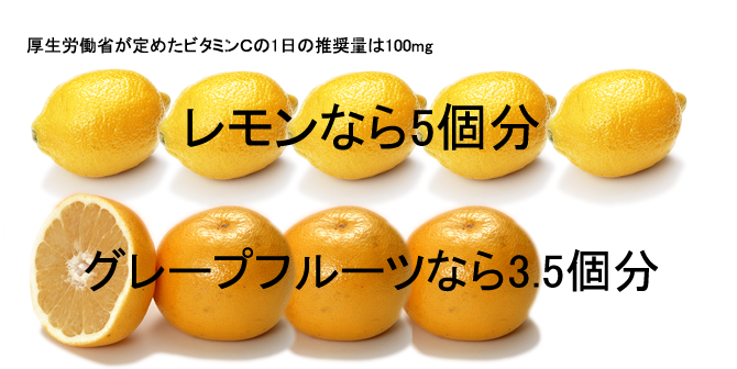 【トレボル】ビタミンCはこんな方にオススメ