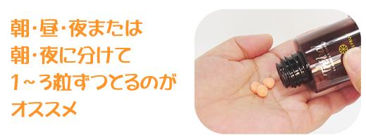 【トレボル】ビタミンCの上手な摂取方法