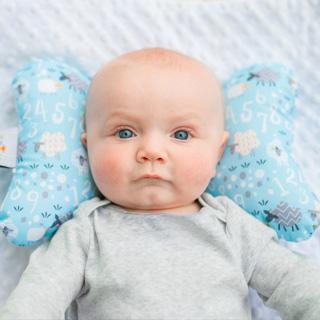 赤ちゃん用ネックピロー ベビーエレファントいイヤー