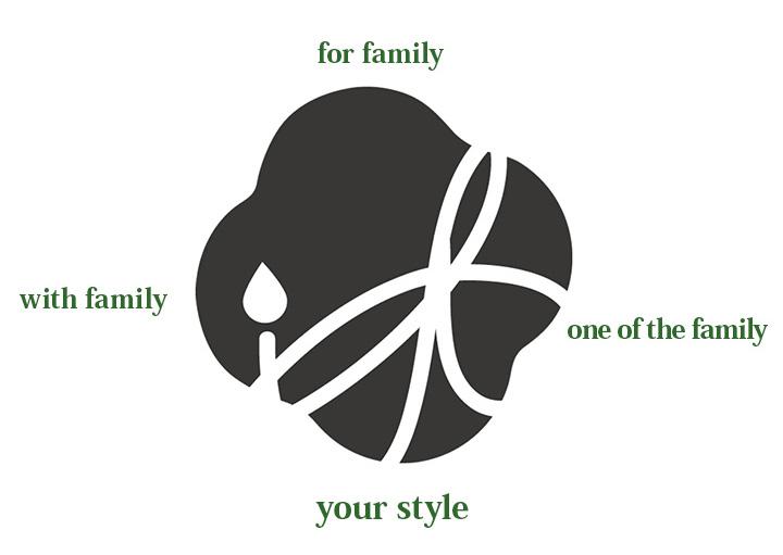 ディアファミリーのロゴマーク