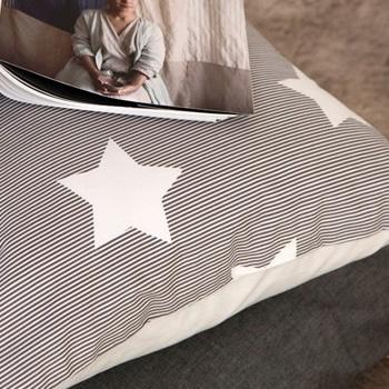 Cocoa gray star
