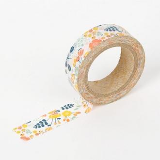 マスキングテープ02 : WEDDING BOUQUET