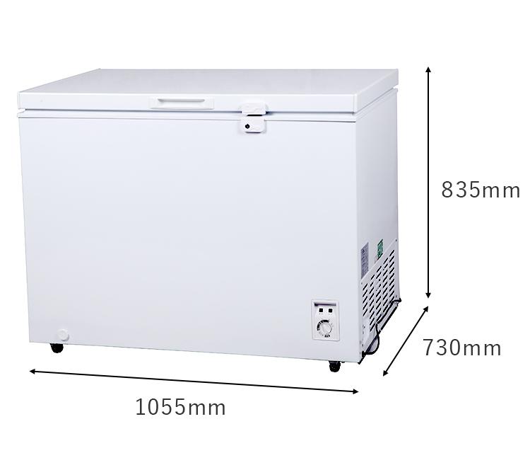 1055mm(W)×730mm(D)×835mm(H)