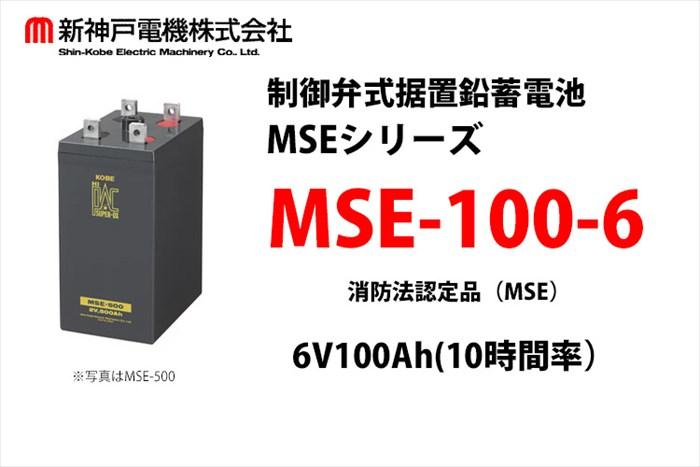 新神戸電機 MSE-100-6