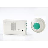 ワイヤレスチャイム 防水チャイムボタン ワイヤレスチャイム防水セット EWS-1004