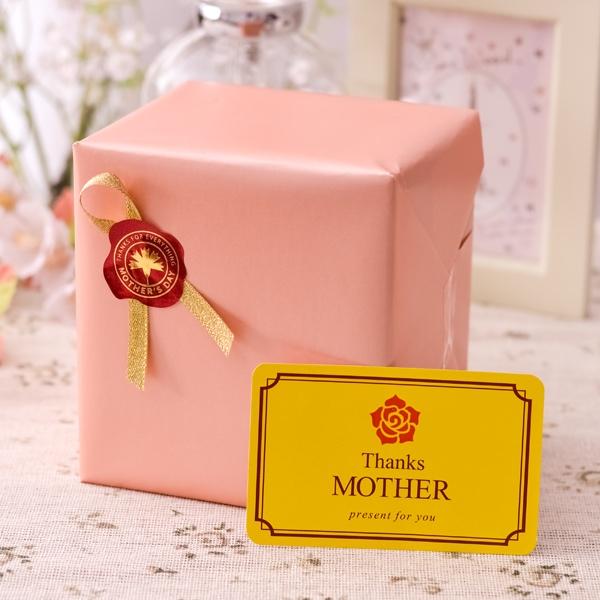ギフト包装(母の日)