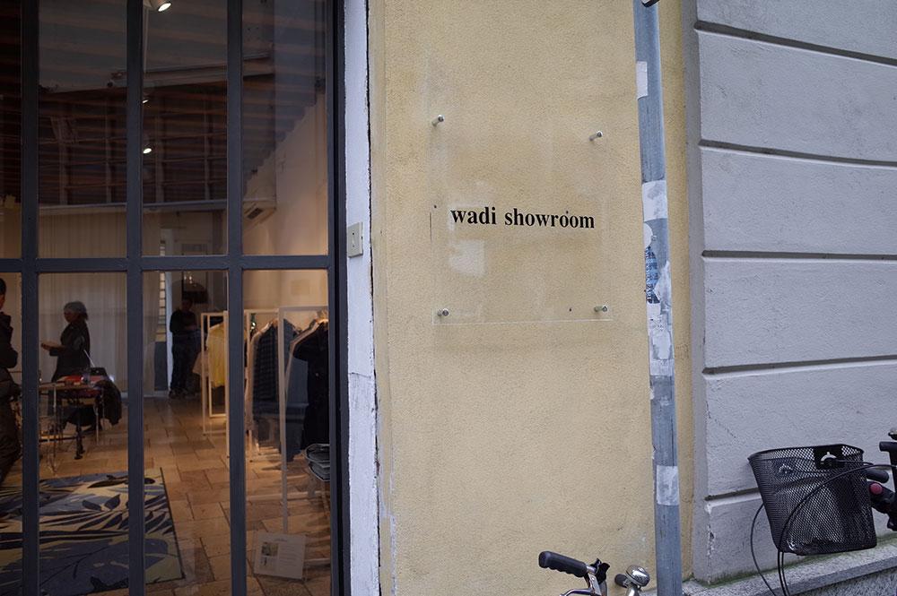 WADI ショールーム