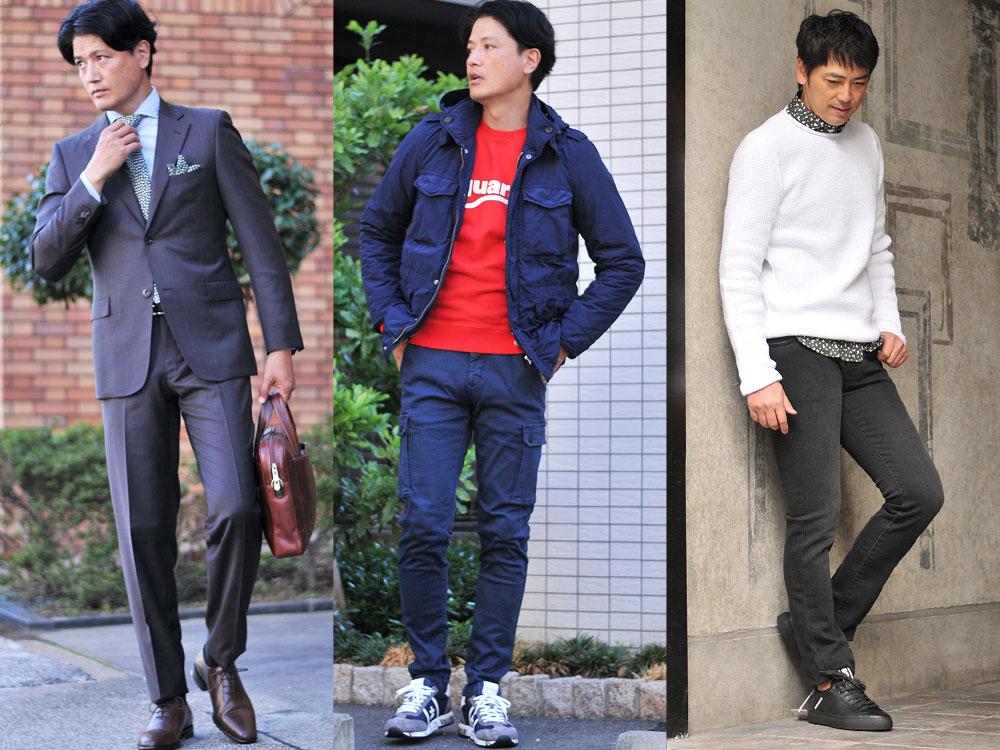 ファッションの力で日本の男性を元気にしたい