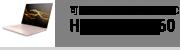 HP Spectre x360 ローズゴールド