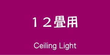 12畳用シーリングライト