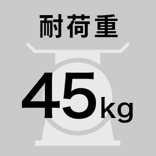 耐荷重45kg