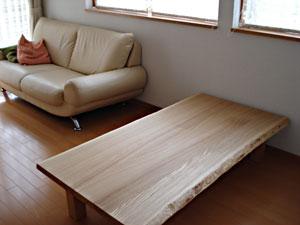リビングテーブル A型