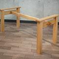 ダイニングテーブル脚
